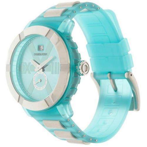 Kinetic Uhr turquoise von Dyrberg/Kern