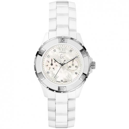 Uhr weiß von Gc Watches
