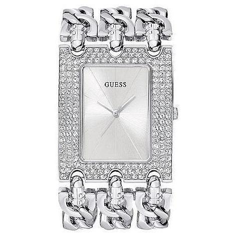 Damenuhr Heavy Metal W13097L1 von Guess