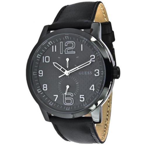 Uhr schwarz von Guess
