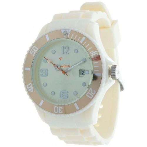 Chocolate Big Uhr white choco von ICE Watch