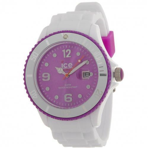 Ice White Big Uhr white/purple von ICE Watch