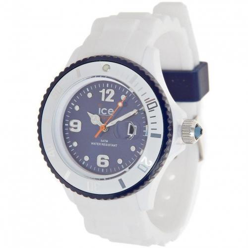 Sili Uhr white/ dark blue von ICE Watch