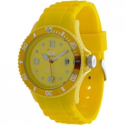 Sili Uhr yellow von ICE Watch