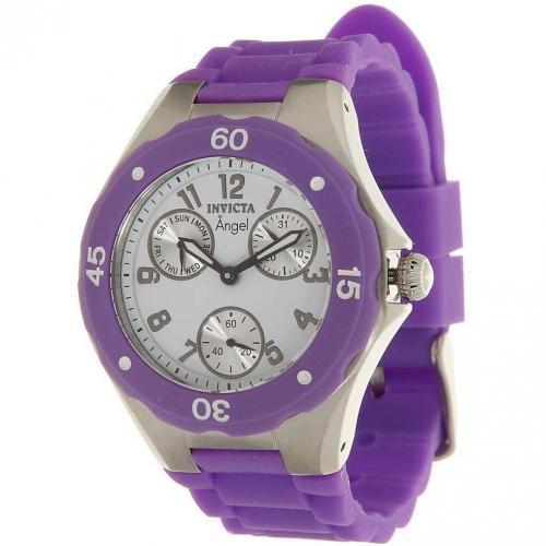 Uhr dark purple von Invicta