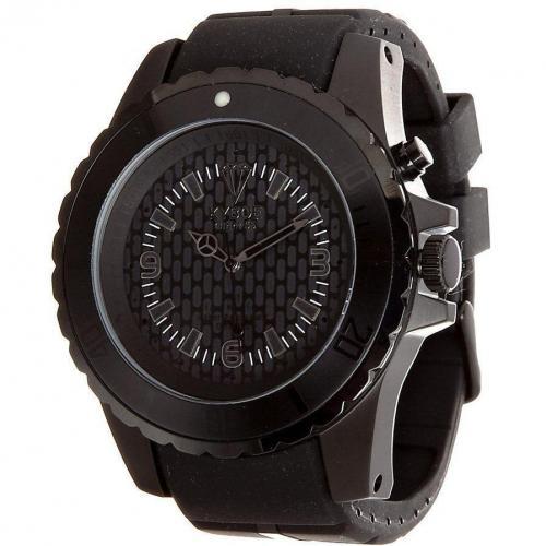 Black Series Giant 55 Uhr black mat von KYBOE