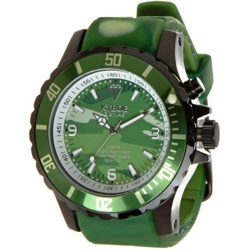 Camouflage Series Giant 48 Uhr army green von KYBOE