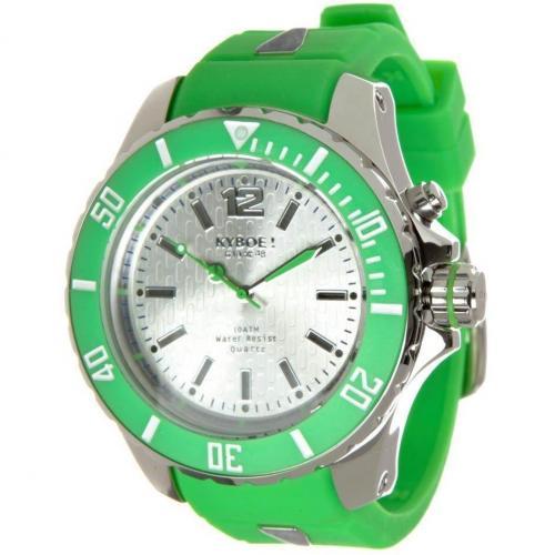 Fluo Series Giant 48 Uhr green von KYBOE