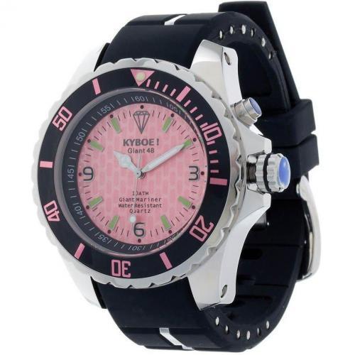 Ky004 Giant 48 Uhr pink/black von KYBOE