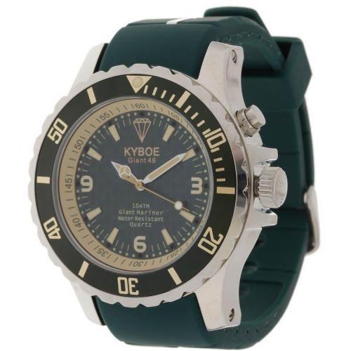 Ky012 Uhr jaguar green von KYBOE