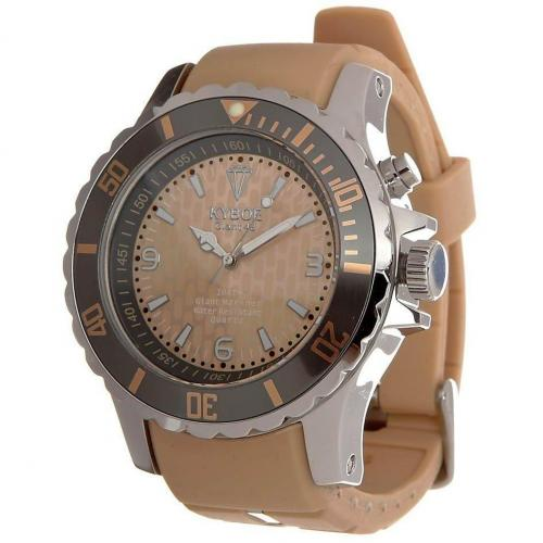 Silver Series Giant 48 Uhr sand von KYBOE