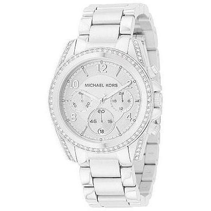 Michael kors damenuhren silber  Michael Kors Damenuhr MK5165 | Miss Watch