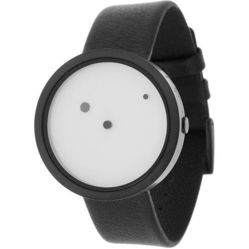 Ora Lattea Uhr bianco von Nava