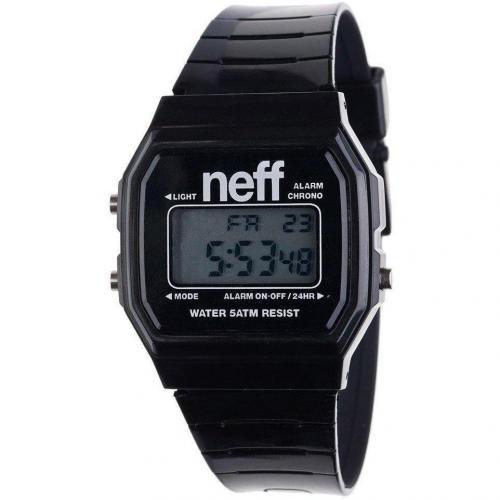 Flava Digitaluhr schwarz von Neff