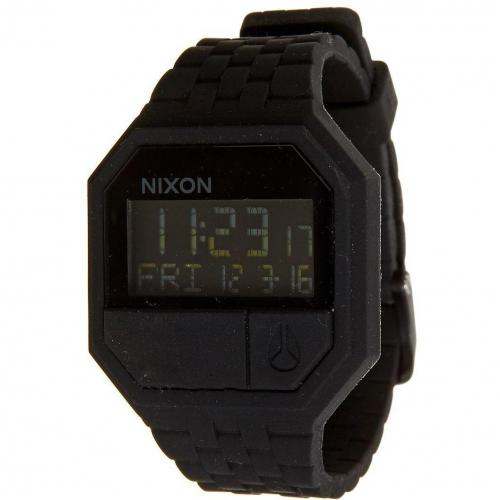 Digitaluhr black von Nixon