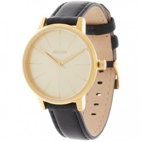 Kensington Uhr gold von Nixon