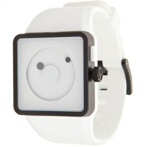 Newton Uhr white von Nixon