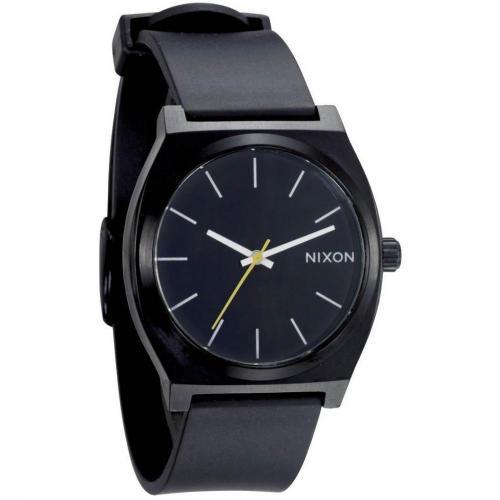 Time Teller P Uhr black von Nixon
