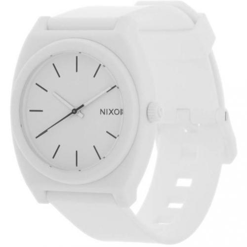 Time Teller P Uhr black/white von Nixon