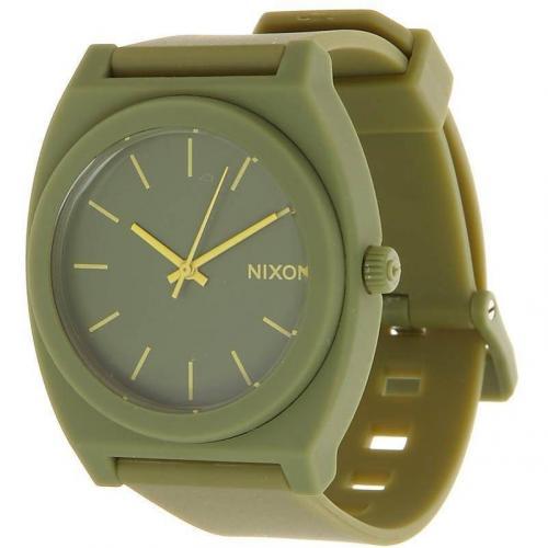 Time Teller P Uhr matte army von Nixon