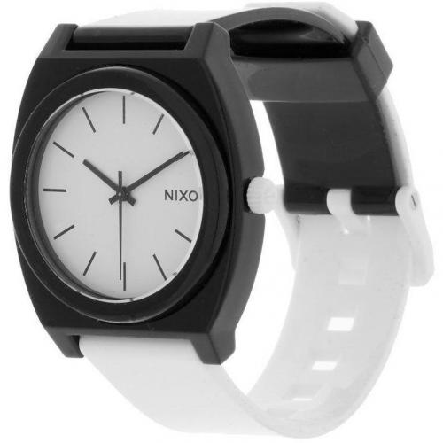 Time Teller Uhr black/white von Nixon