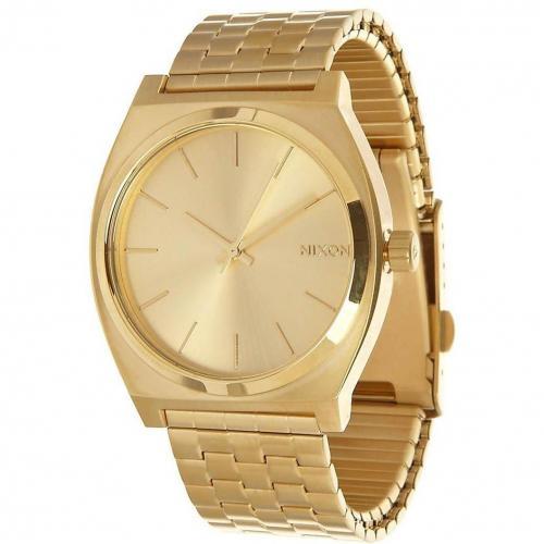 Time Teller Uhr gold von Nixon