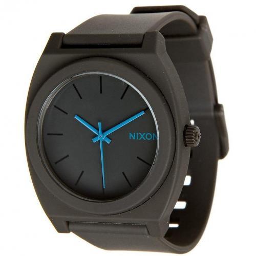 Time Teller Uhr matt drab von Nixon