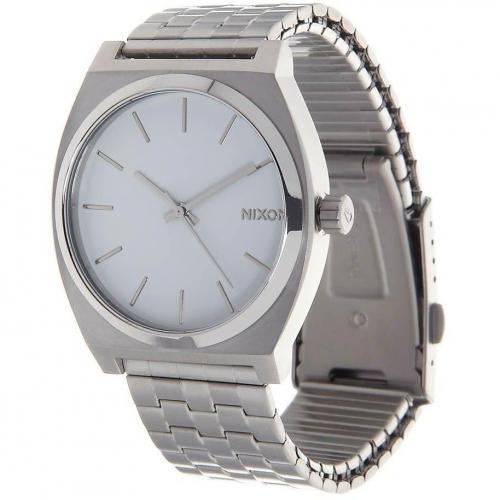 Time Teller Uhr white von Nixon