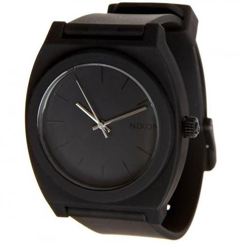 Uhr matte black von Nixon