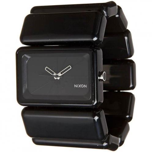 Vega Uhr black von Nixon