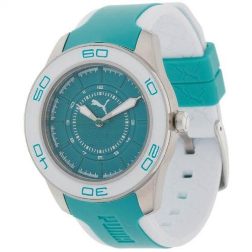 Tube Uhr turquoise von Puma