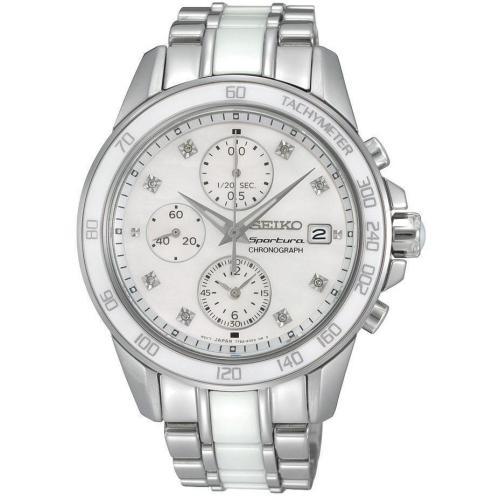 Damenchronograph Sportura SNDX95P1 von Seiko