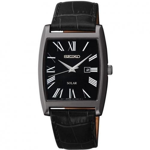 Uhr schwarz von Seiko