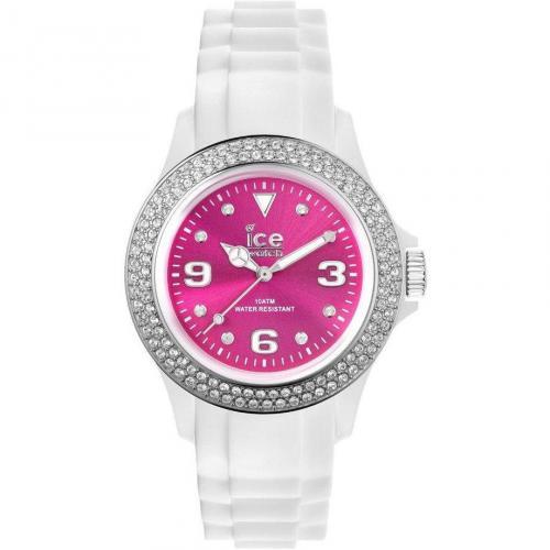 Stone Sili Damenuhr Unisex IPK.ST.WSH.U.S.12 Pink Shine von Ice Watch