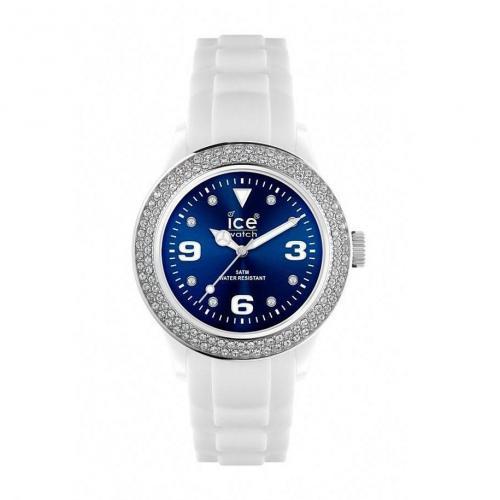 Stone Sili Damenuhr White Unisex IB.ST.WBE.U.S.11 von Ice Watch