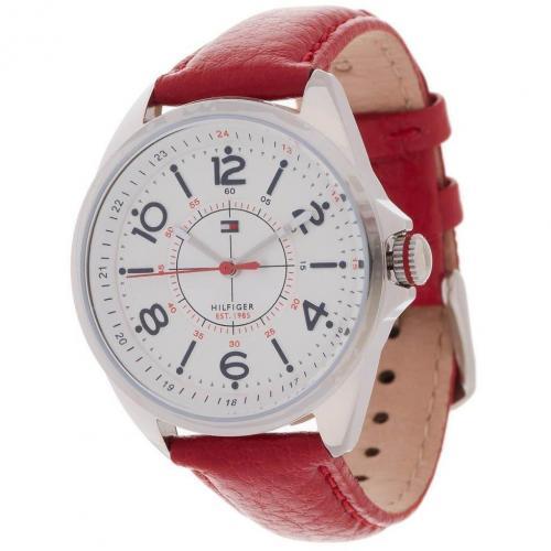 1781265 Uhr rot von Tommy Hilfiger