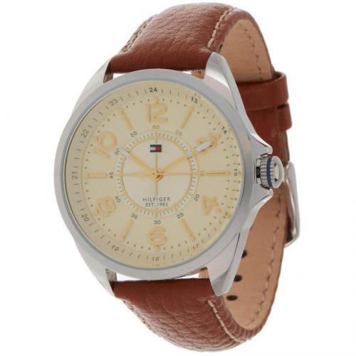 Uhr brown von Tommy Hilfiger