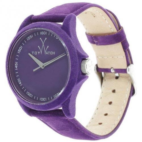 The Sartorial Uhr violet von ToyWatch