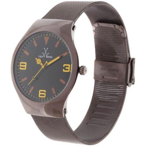 toywatch uhr brown mit quartz uhrwerk miss watch. Black Bedroom Furniture Sets. Home Design Ideas