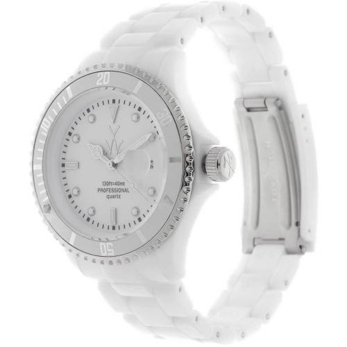 Uhr white von ToyWatch