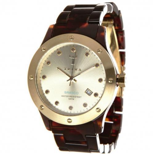 Brasco Turtle Uhr black von Triwa