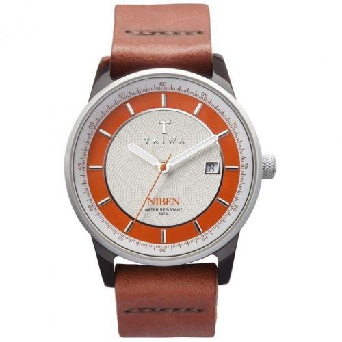 Uhr braun von Triwa