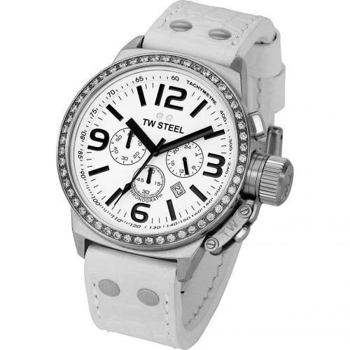 Damenchronograph Canteen Style TW-10 von TW Steel